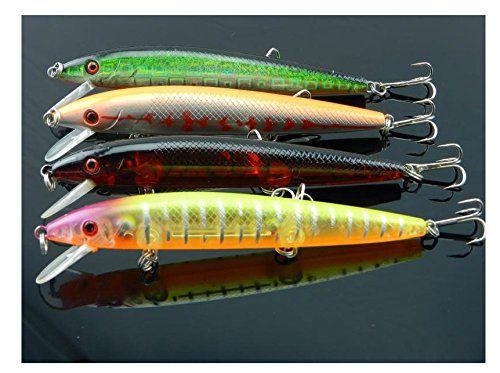 120mm New Arrival Minnow Fishing Lure 12cm 13.8g Pastic Fishing Lure Fishing Lures Cr 4pcs Fishing http://www.amazon.com/dp/B00PXVQ4M4/ref=cm_sw_r_pi_dp_MLmMub1WWKSMR
