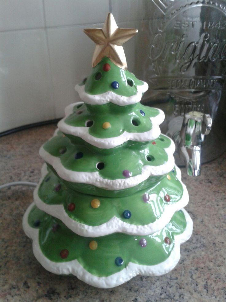 Yankee Christmas tree electric burner