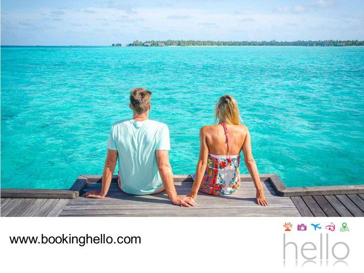 VIAJES EN PAREJA. En Booking Hello compartimos tus ganas de viajar, descubrir y explorar los lugares más extraordinarios del mundo. Al adquirir alguno de nuestros packs all inclusive, obtendrás beneficios Hello por un año que incluyen tarifas preferenciales en más de 80 mil hoteles en el mundo, descuentos en alquiler de autos, cruceros y mucho más. Todo lo que querías para tus próximos viajes, lo encuentras con nosotros. www.bookinghello.com #BeHello