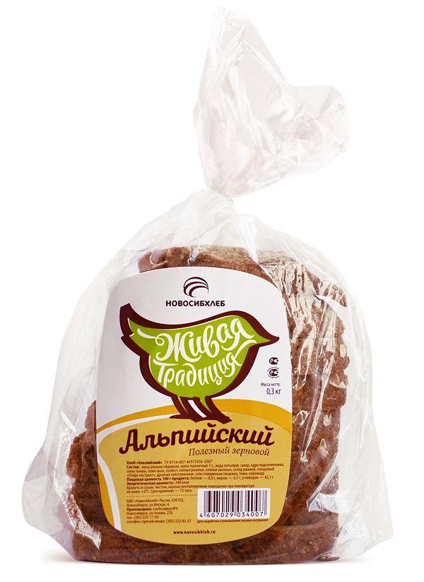 Bread packaging on Packaging Design Served