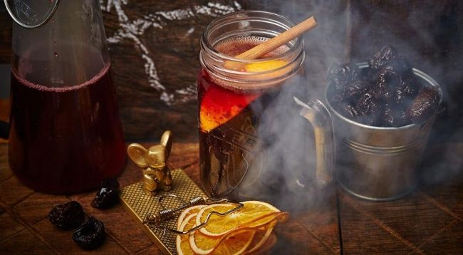 Ten perfect drinks tokeep you warm this winter