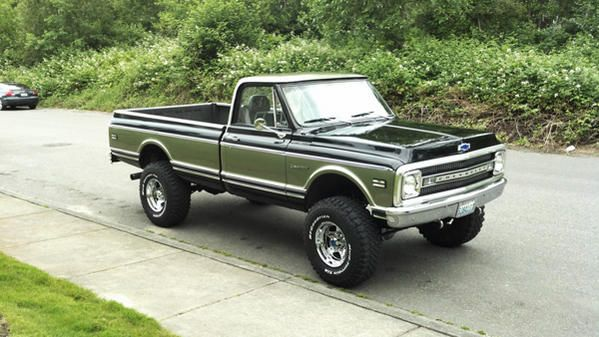 New owner of 1969 C20 - The 1947 - Present Chevrolet & GMC Truck Message Board Network
