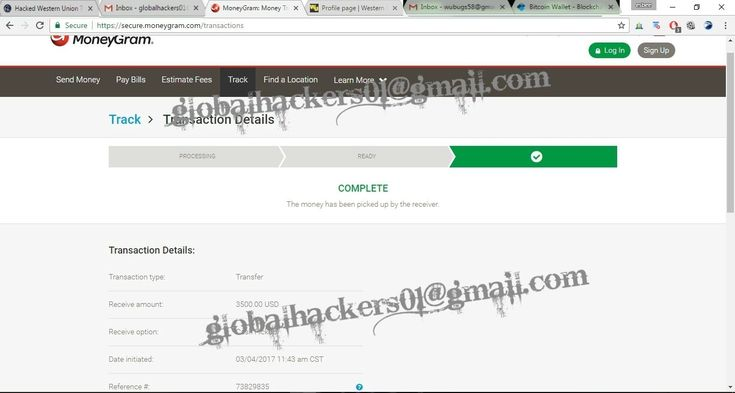 Get hacked paypal transferhacked western union transfer