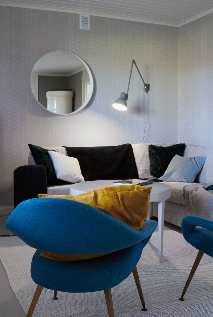 Olohuone, livingroom, vintage, retro.