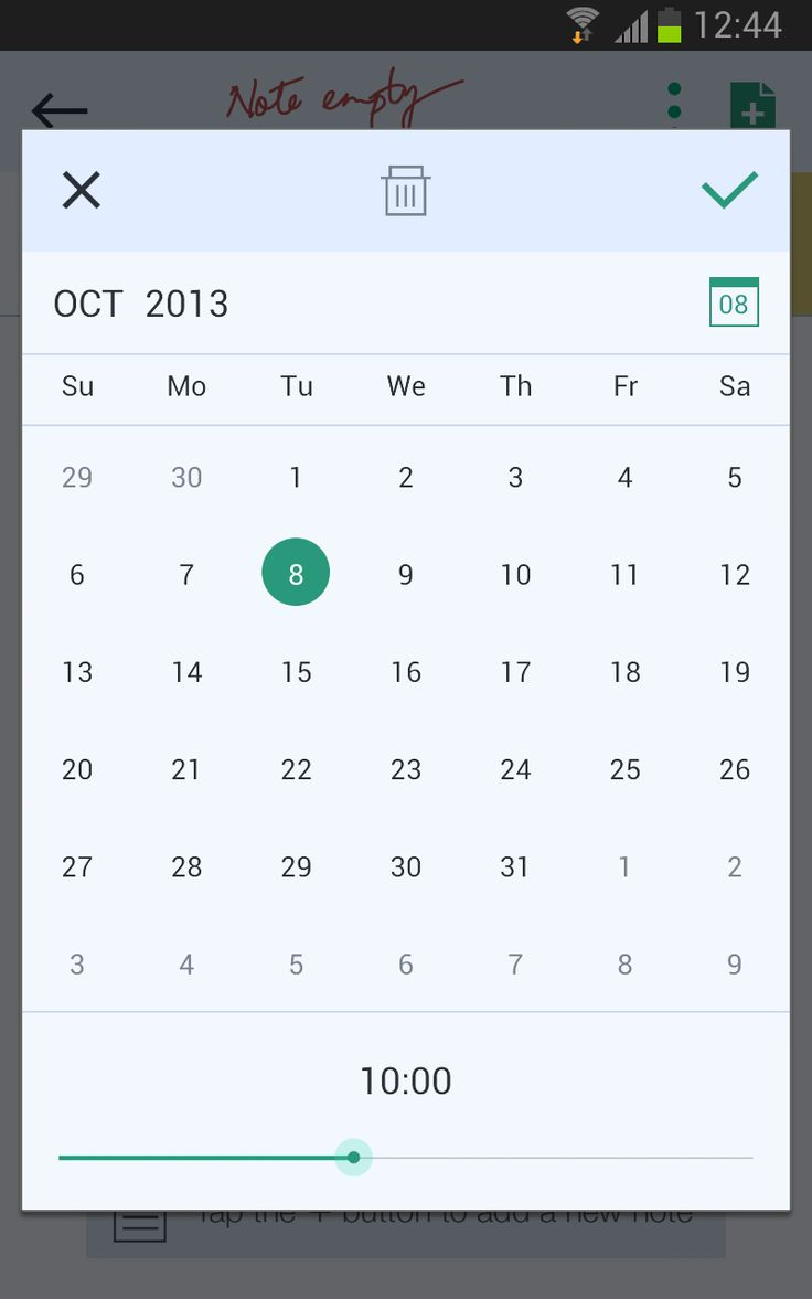Calendar Design For App : Best images about ux patterns time calendars on