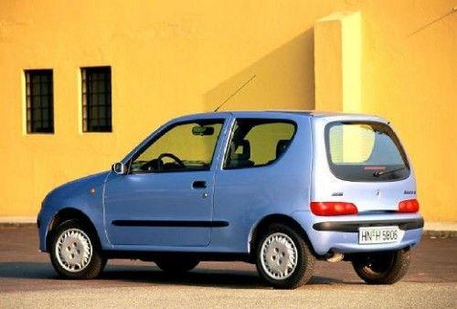 2003 Fiat Seicento