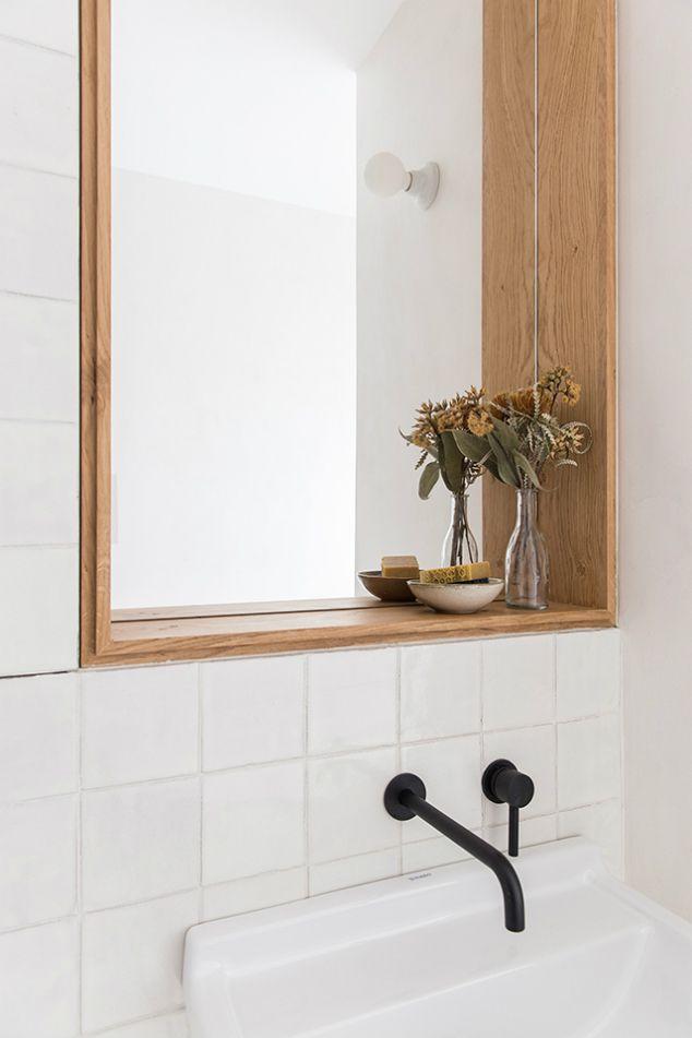 espejo y grifos empotrados bathroom bao kleine luxe badkamer pinterest badkamer interieur en luxe