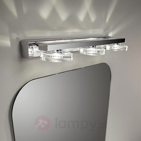 Oświetlenie nad lustra LED Elle 3-punktowe IP44 8015705 1088pln 46 i 32 cm