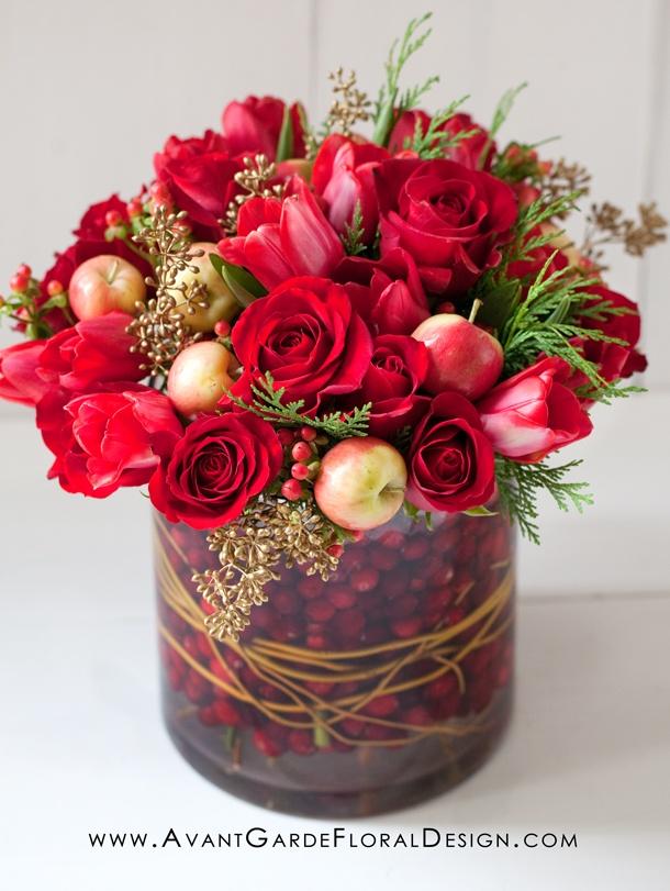 Holidays – Avant-Garde Floral Design