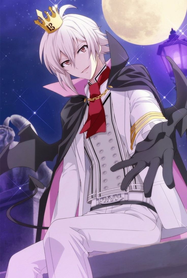 Tenn Kujo (Gothic Halloween) Anime characters, Anime