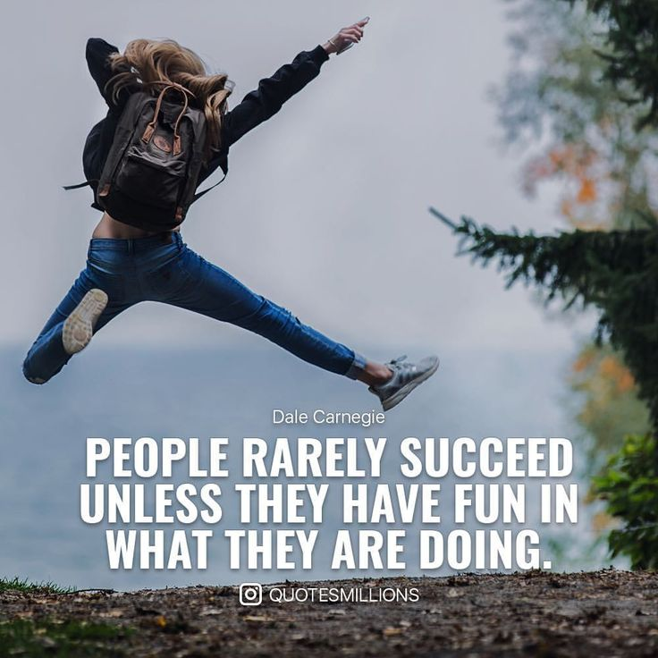 """15 Likes, 1 Comments - Quotes Success & Motivational (@quotesmillions) on Instagram: """"Believe in it. You need to have fun in what you do to be successful. I'm loving every minute of my…"""""""