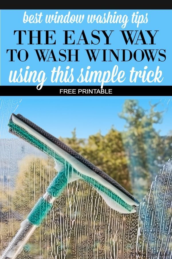 8 Steps To Cleaning Windows Perfectly This Year Washing Windows Cleaning Hacks Window Cleaner