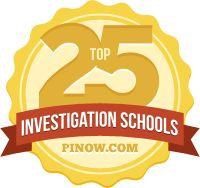 Top 25 Private Investigator Programs
