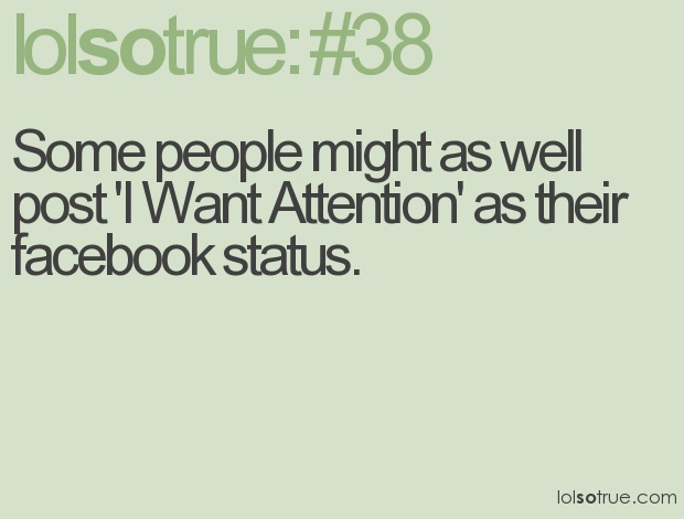 facebook status.: Sayings, Stuff, Quotes, Truth, Funny, Thought, So True, Humor