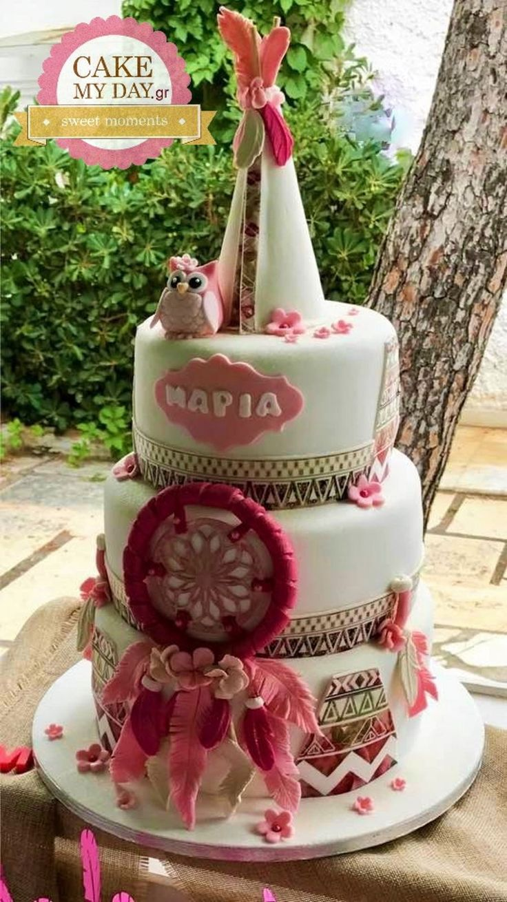 Boho Cake Boho cake