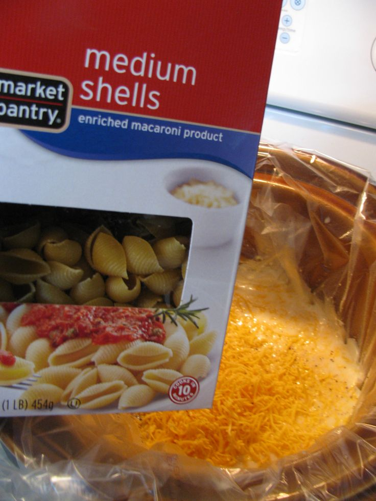 Crock Pot Mac and Cheese/ dont have to pre-cook the pasta! Trying this for pot-luck this week :)