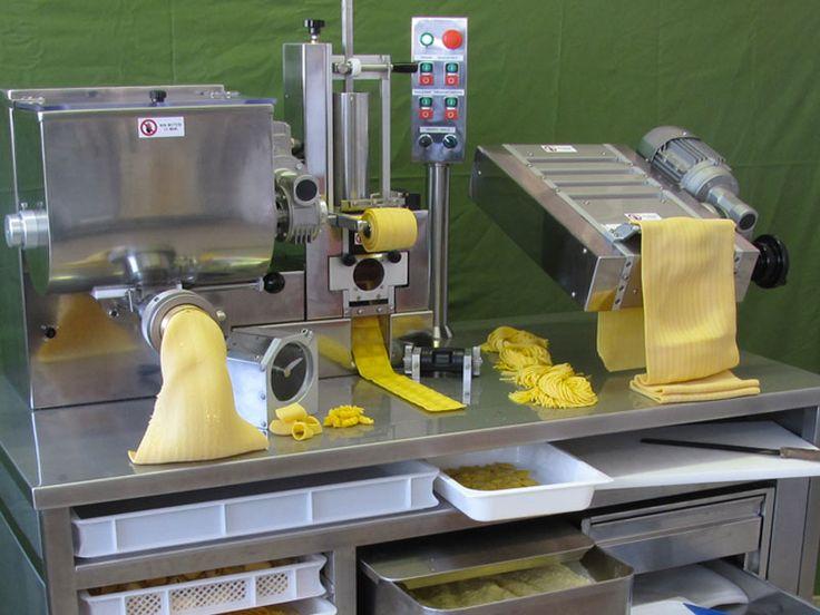 pastation restaurant pasta machine