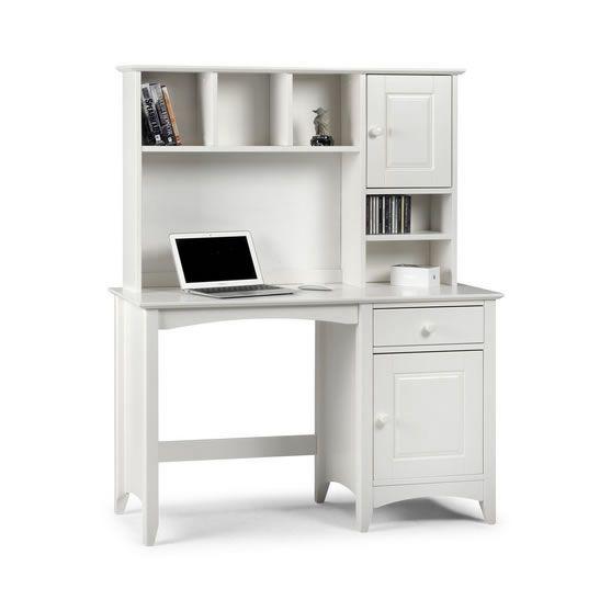 Cameo Desk and Hutch Set - BedroomFurnitureWorld