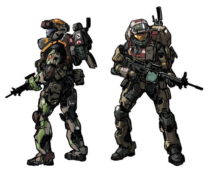 jorge halo reach armor - 735×600