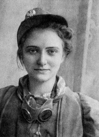 Polish woman, fate unknown, who fought in the Warsaw Uprising