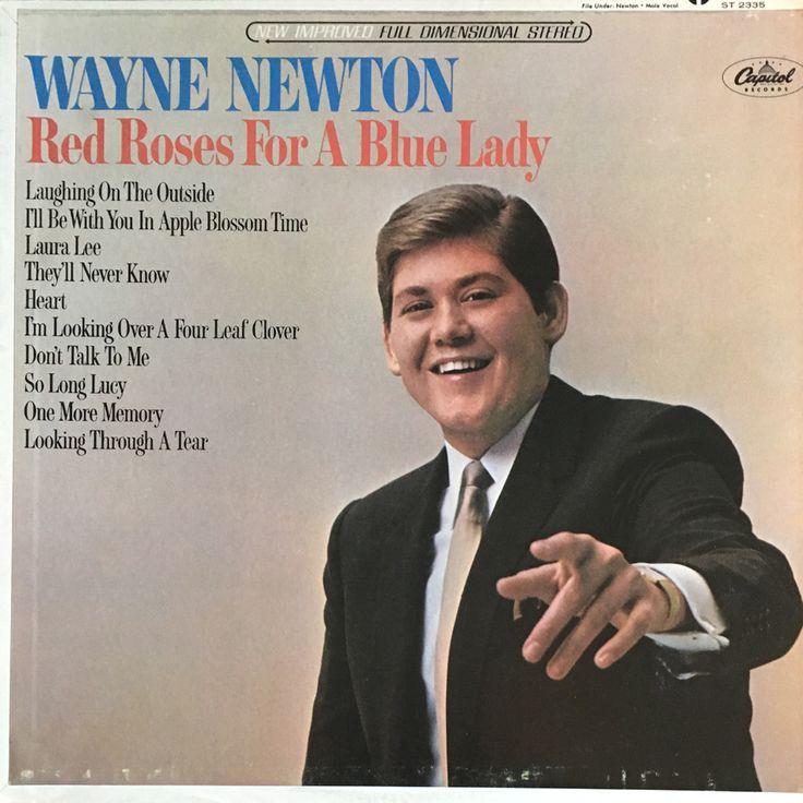 Wayne Newton Red Roses For A Blue Lady - vinyl LP
