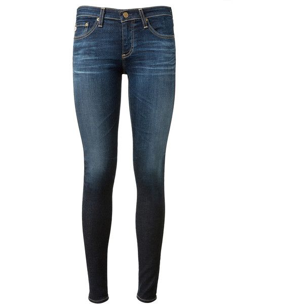 Adriano Goldschmied The Legging Jeans ($355) ❤ liked on Polyvore featuring jeans, ag+adriano+goldschmied jeans, white skinny leg jeans, ag adriano goldschmied, super skinny jeans and skinny fit jeans
