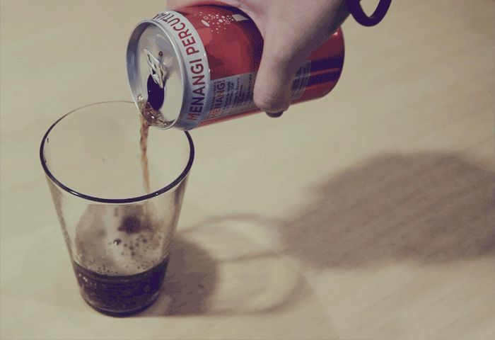 #Cinemagraphs Photos With Subtle Movements #Animated #GIF // infinite coke
