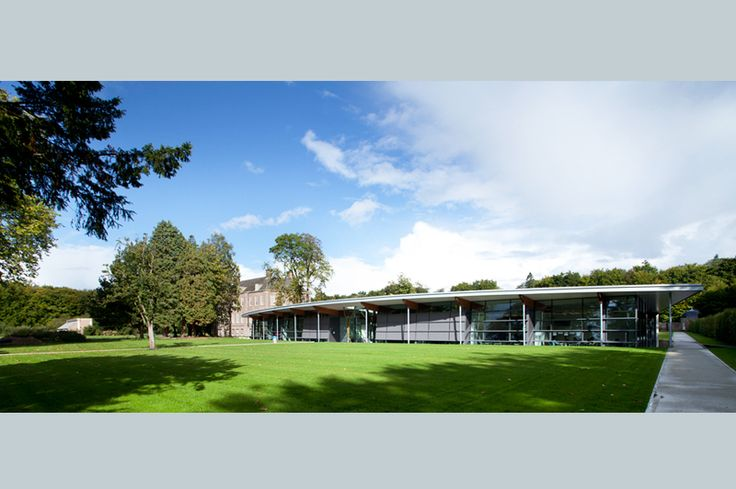 International School Eerde in NL. GAJ VBW Architecten.