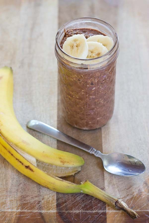 fitflop walkstar  red Chocolate Banana Overnight Oats Recipe Overnight Oats Sources Of Protein and Protein