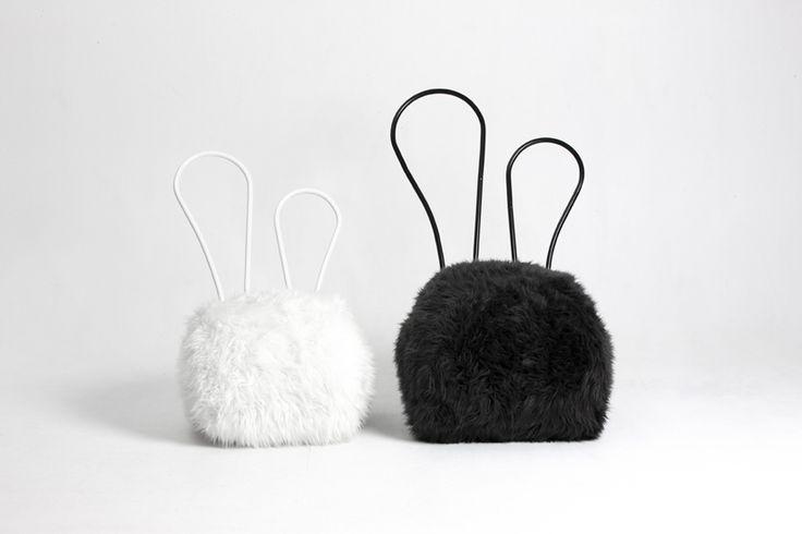 rabbit chair by seungji mun
