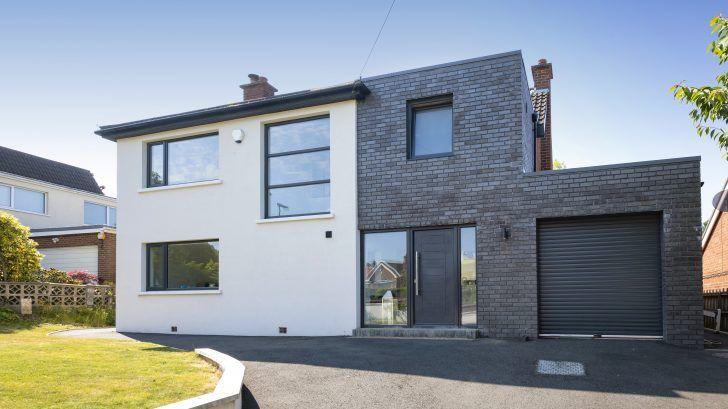 Low Cost Energy Efficient Rectangular Design In 2020 Bungalow House Design Roof Design Modern Bungalow