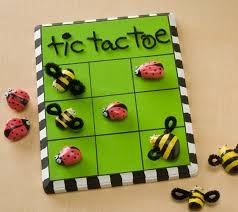 Bugs and beetles- Make bottle cap bugs instead for great recycling or junk craft
