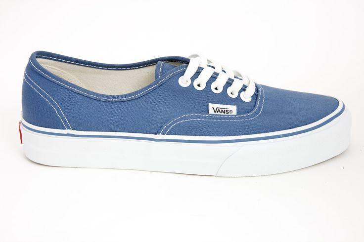 blue classic vans