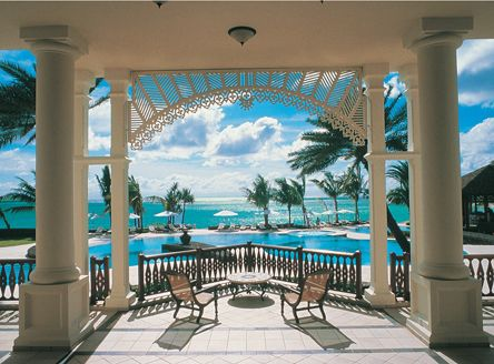 The colonial-style 5* Residence Mauritius