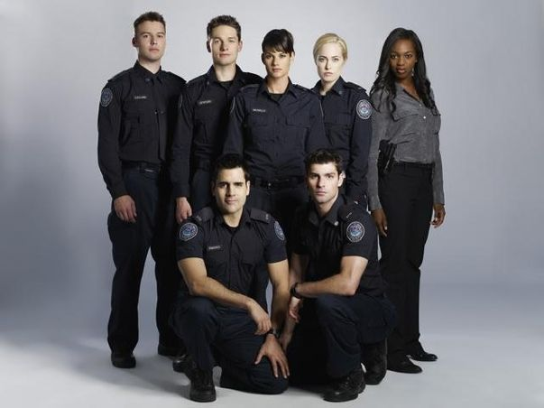 Rookie Blue Cast Season 3