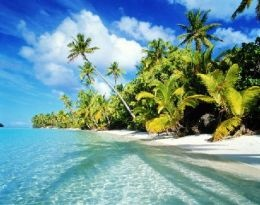 I want to be on this beach so bad! Sick of land! I want the tropics!