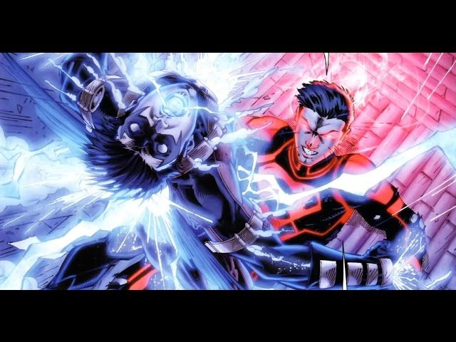 Teen Titans #5 [New 52 Series] 'Superboy Vs Teen Titans' - Video --> http://www.comics2film.com/teen-titans-5-new-52-series-superboy-vs-teen-titans/  #TeenTitans
