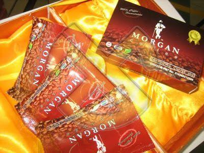 MENTALK CANDY dan HAMER CANDY: MORGAN COFFEE / KOPI MORGAN