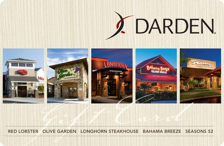 Darden Restaurants Help You Make Memories at Mealtime ...