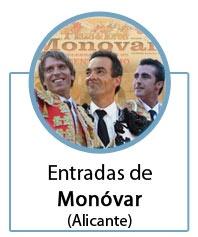 Entradas de Monóvar (Alicante) - Tauroentrada.com #toros #Alicante #plazatoros #Monovar