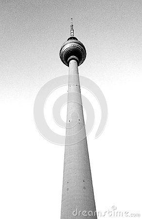 Alexander Plantz tower in Berlin