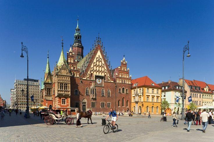 Wrocław -Ratusz