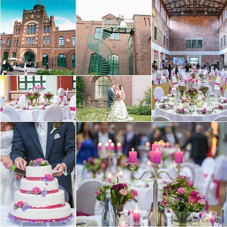 Hochzeitsfotos Zeche Hansemann Dortmund | Hochzeitsfotografie Corinna Vatter