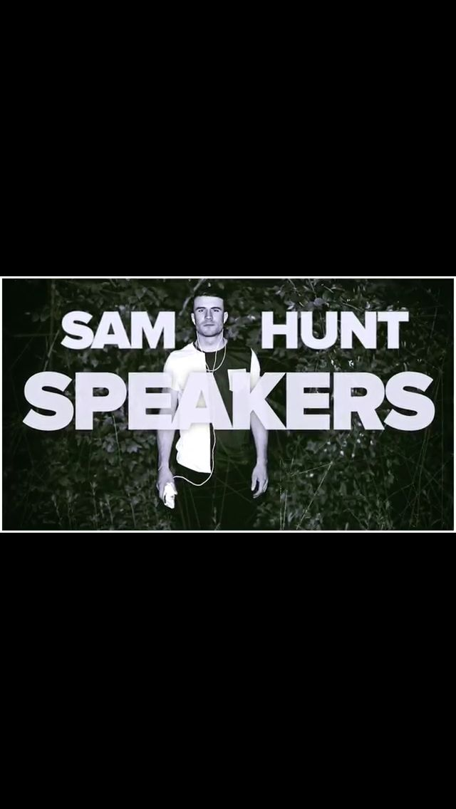 speakers lyrics. sam hunt - speakers // acoustic soundtrack to chapter 20 lyrics