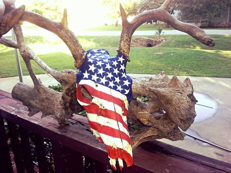 USA | deer skull