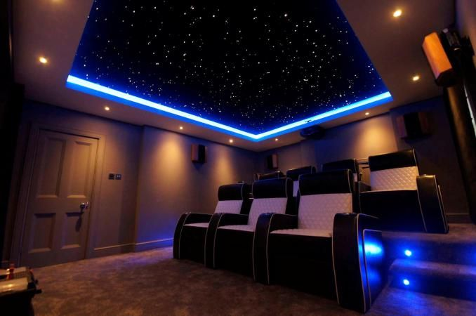 55 Stunning Bedroom Ceiling Lights Ideas Let S Diy Home Home Cinema Room Home Theater Room Design Home Theater Lighting