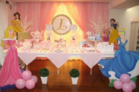 dicas de decoracao para festa infantil menina