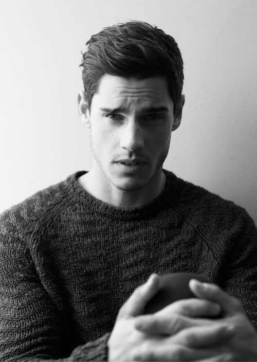 Popular Male Short Hairstyle