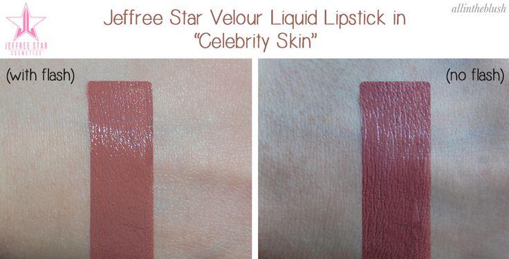 Jeffree Star Velour Liquid Lipstick - Celebrity Skin by ...