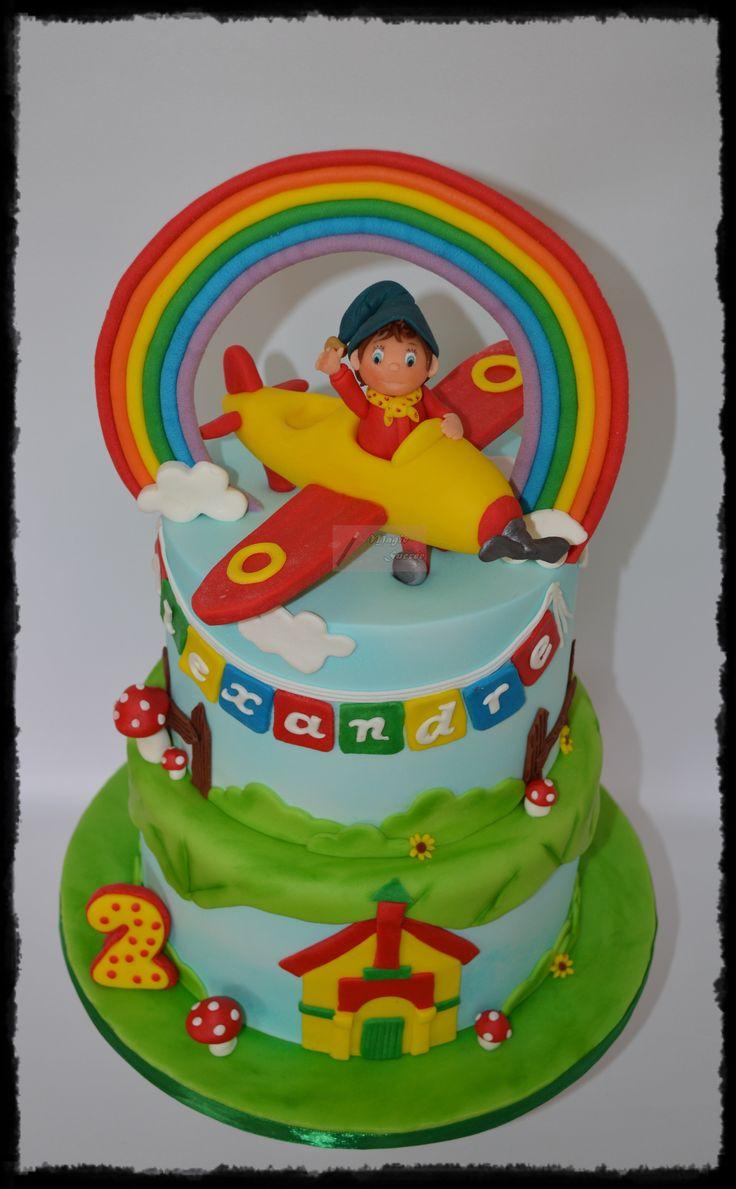 Noddy Cake - Noddy Gâteau